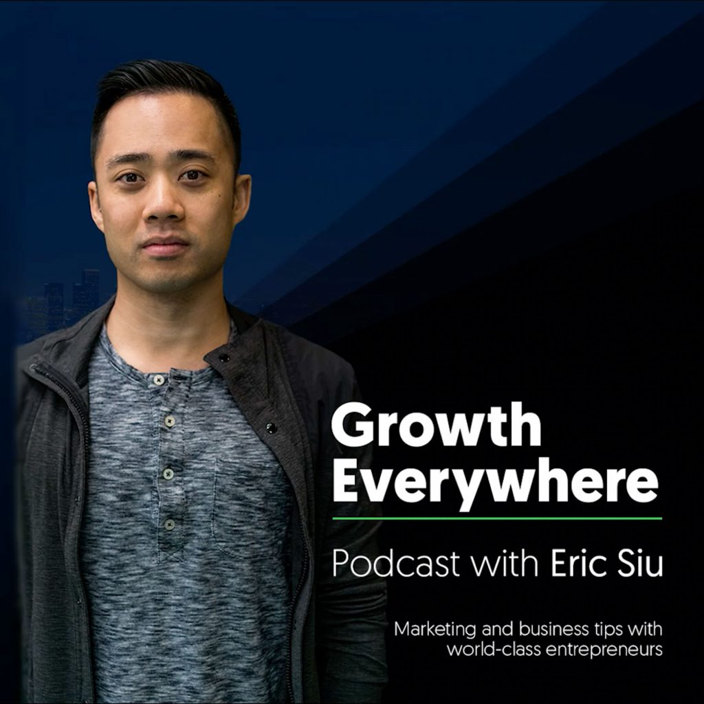 sales podcast Growth Everywhere