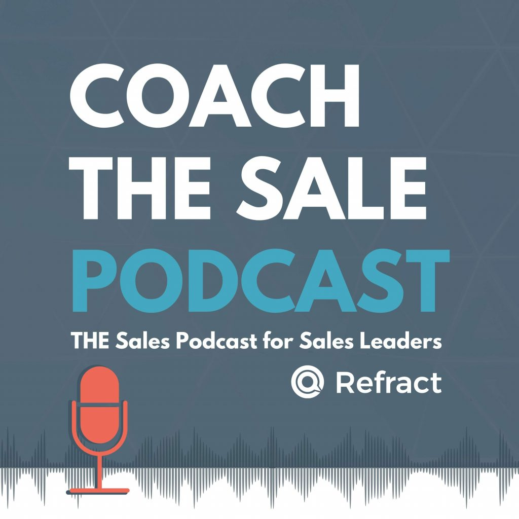sales podcast coach the sale
