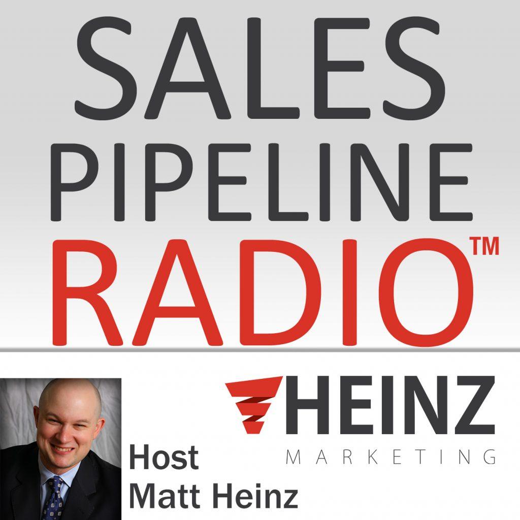 sales podcast sales pipeline radio