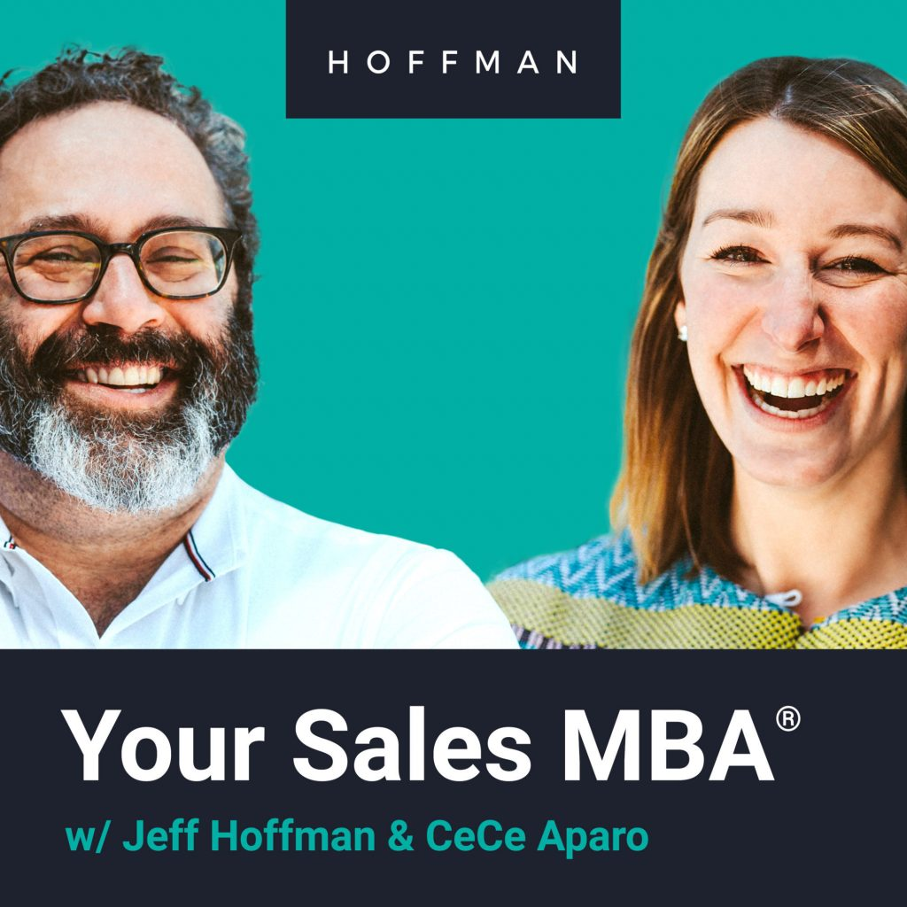 Sales Podcast Your Sales MBA